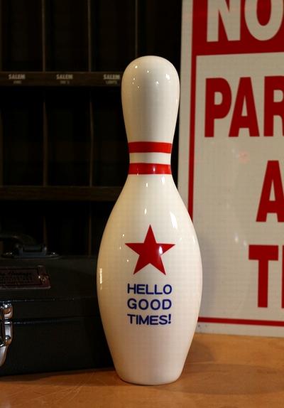 ボウリングピンバンク 貯金箱 ボウリングのピン アメリカ雑貨屋 サンブリッヂ 通販