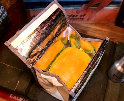スヌーピーランチバッグ 保温保冷 お弁当箱入れ SNOOPY キャラクター アメリカン雑貨 サンブリッヂ 通販商品