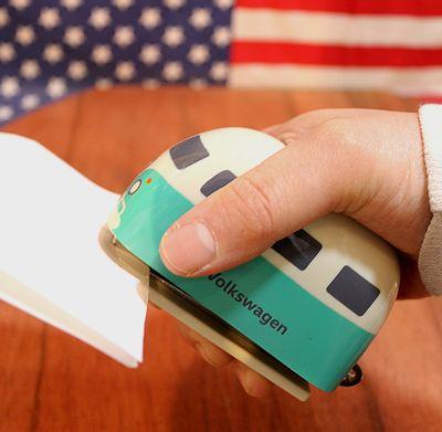 ワーゲンホチキス フォルクスワーゲン オリジナルバス ホチキス アメリカ雑貨通販 サンブリッヂ 通販商品