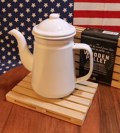 ウッドパレット 鍋しき コースター キッチン雑貨 インテリア雑貨 アメリカ雑貨屋 サンブリッヂ